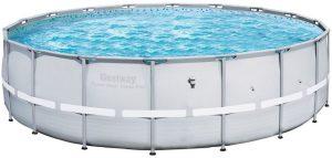Bestway 56400E Power Steel Frame Pool
