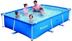 Bestway Deluxe Splash Frame Pool