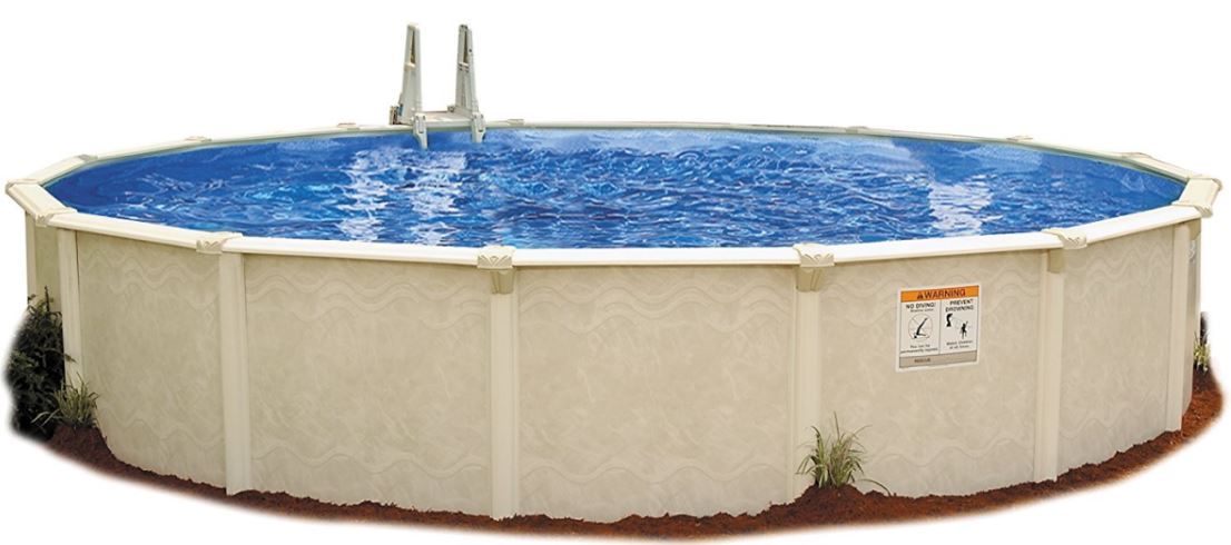 Embassy above ground pool best above ground pool guide for Buying an above ground pool guide