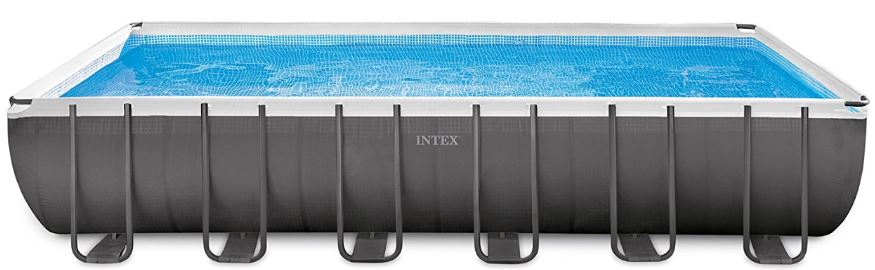 Intex Ultra Frame Pool (Rectangular) – Best Above Ground Pool Guide