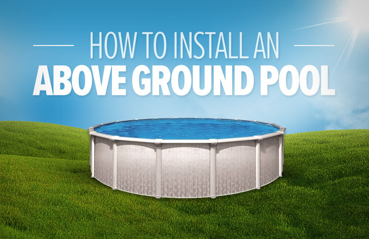 Above ground pool installation best above ground pool guide for Punch home and landscape design won t install