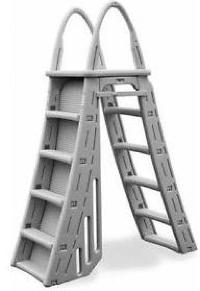 Confer Plastics A Frame 7200 Ladder Best Above Ground